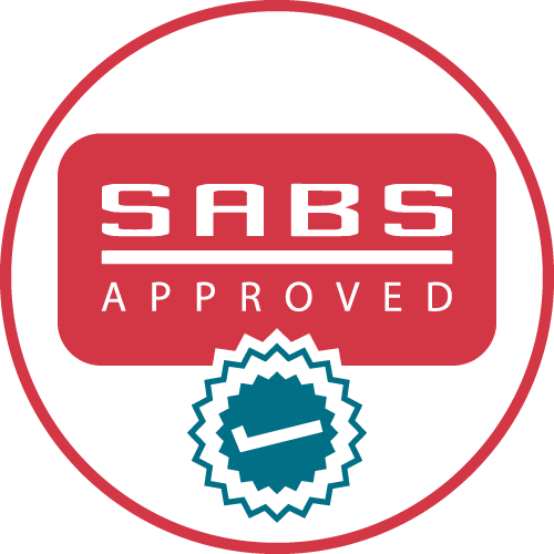 FIXITT Glass & Aluminium use genuine SABS industry approved glass and spares.